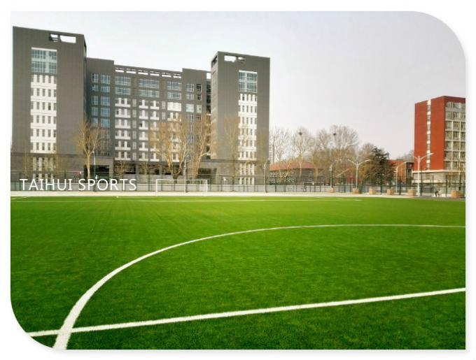 Water Proof Double-Sided Grooved Soccer Pitch Shock Pad Fake Grass Underlay Indoor Outdoor Recycled Odorless 9