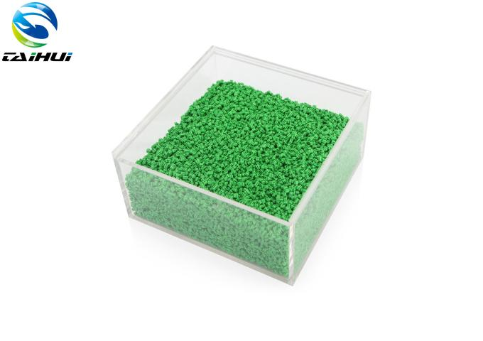 Cooling Synthetic Turf Infill Recyclable TPE Rubber Filling Indoor/Outdoor Pitch Low Bulk Density UV resistant 5