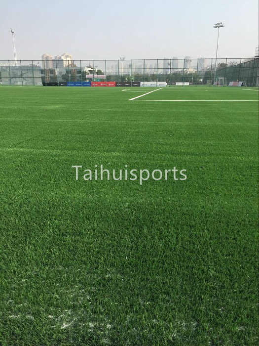 Cooling Green Environmental Friendly Recyclable Rubber Synthetic Turf Infill For Outdoor Artificial Grass Infill 2